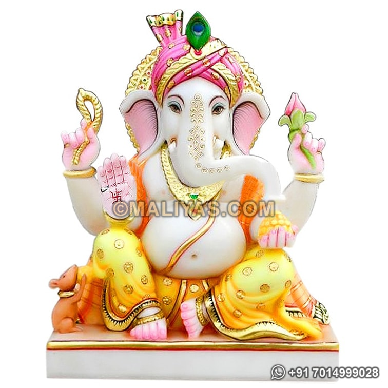 Ganesh Deity for home and temple