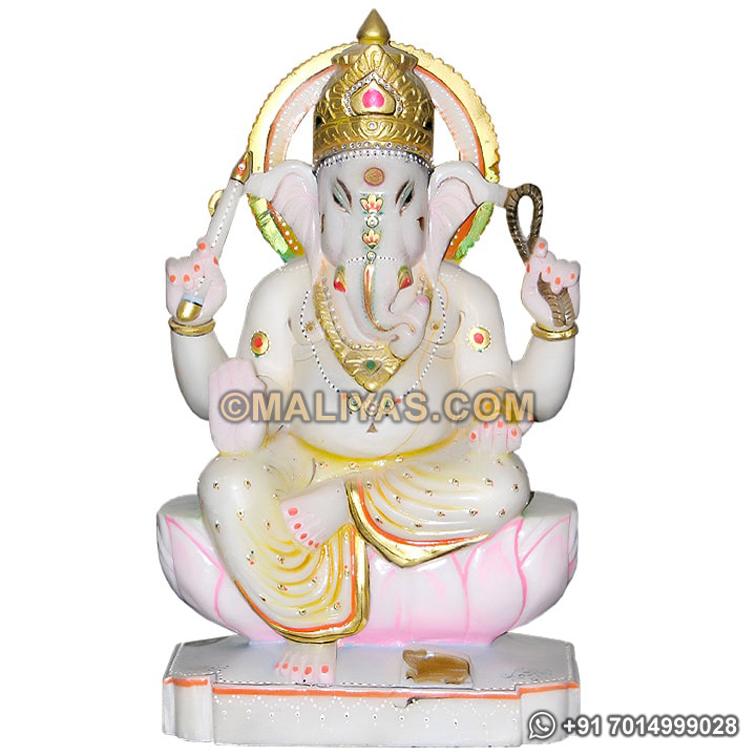 Buy Ganpati Statue God Idols Ganesh Statues Marble Stones Idols