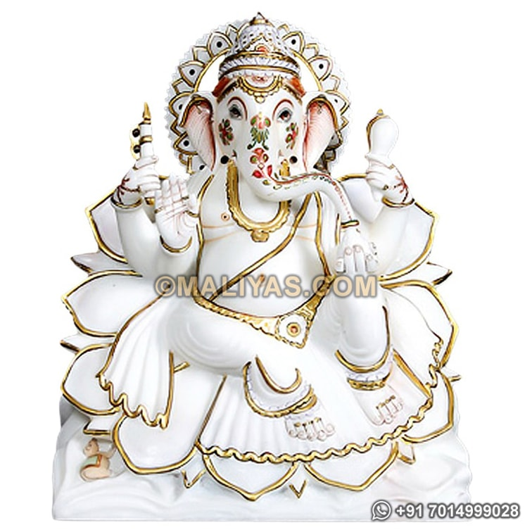 God of Ganesha Moorti