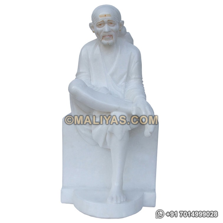Sai Baba Statues carved in marble