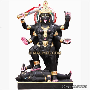 Goddess Kali Maa statue for temple