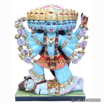 Kali Maa statue for temple
